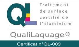 Label QualiLaquage CETAL (Certificat ADAL n° : QL 009) - GIRONDE