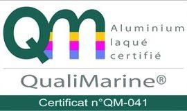 Label QualiMarine CETAL (Certificat ADAL n° : QM 041) - GIRONDE