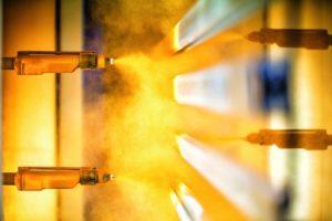 Thermo-laquage - CETAL - Classe 2 - QualiLaque et QualiMarine
