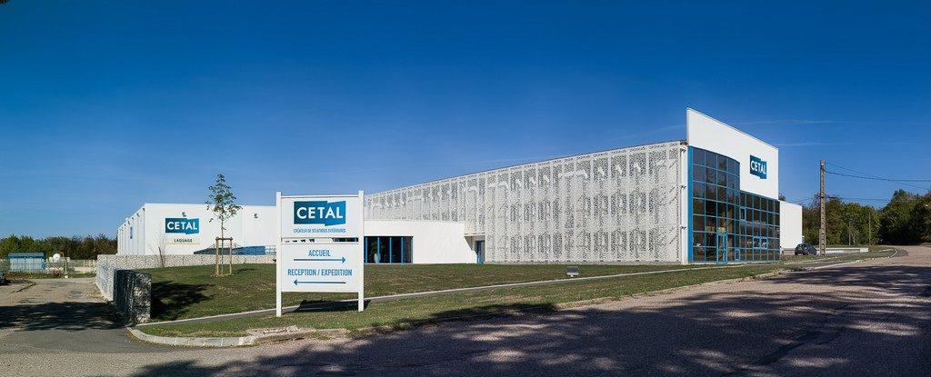 CETAL - Fabricant français de portails, clôtures, brise-vue et garde-corps - Gironde - Aquitaine - 33