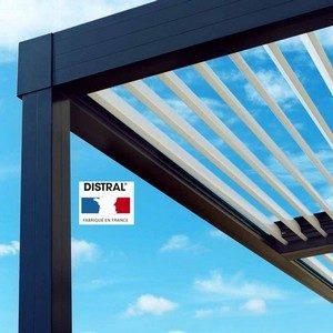 Pergola Bioclimatique Distral'Sun Alizé et Premium